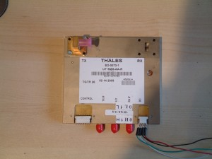 Thales TGTR-26 trasnceiver