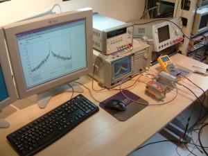 Phase noise test