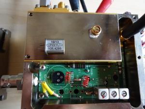 DMC DRO locked oscillator xtal