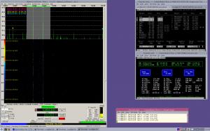 Yutu rover, using AR5000 + SDR14