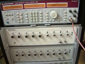 Signal generator as TX IF