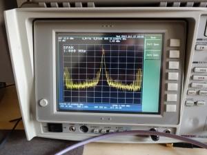 DMC DRO locked oscillator test