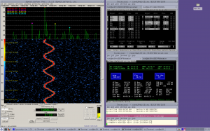Juno received from EB3FRN station