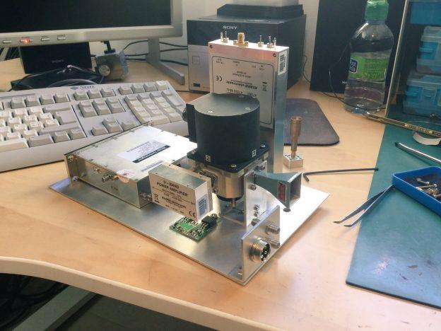 Building the 47GHz @Kuhneelectronic transverter  #hamradio